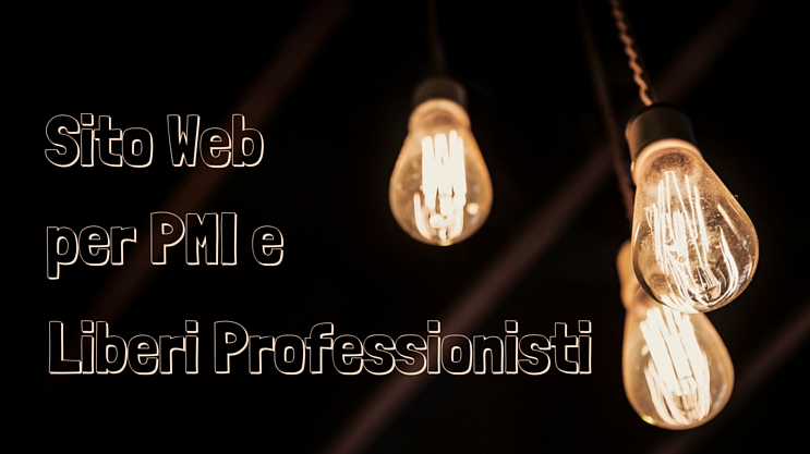 gestione contenuti del sito web