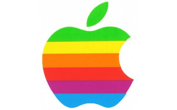 logo apple 1977