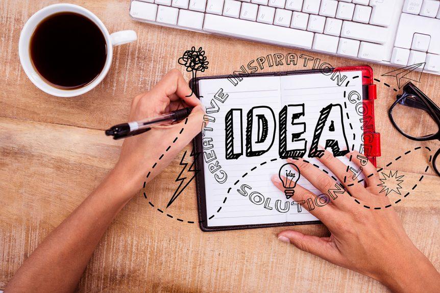 idee nel graphic design