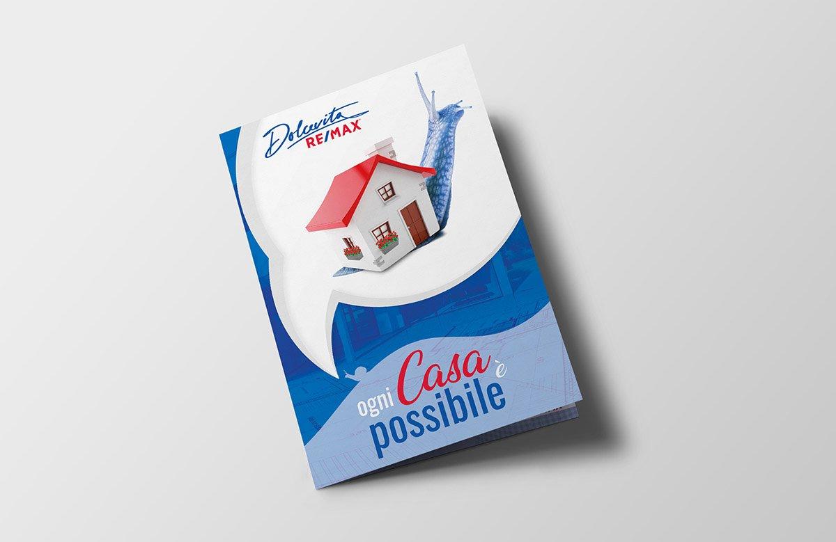 brochure immobiliare