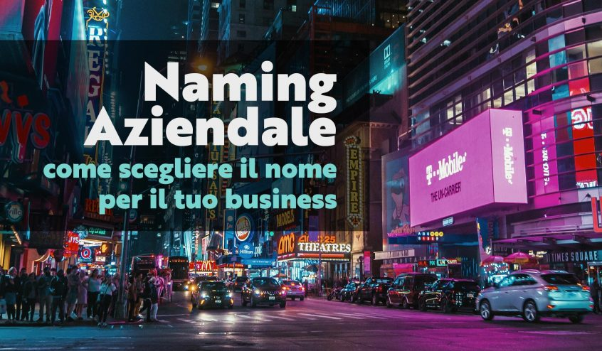 naming aziendale