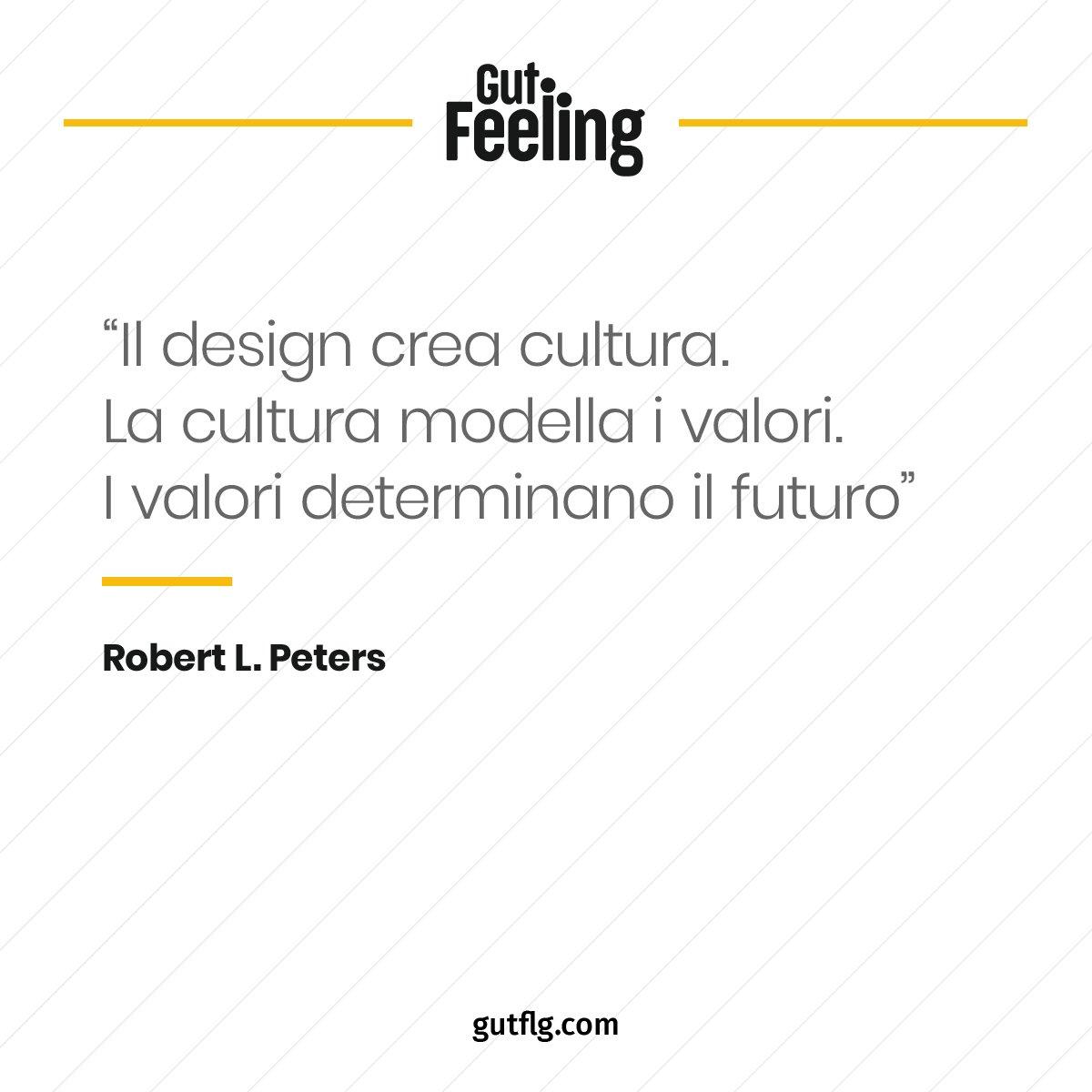 citazioni sul design - Robert L. Peters