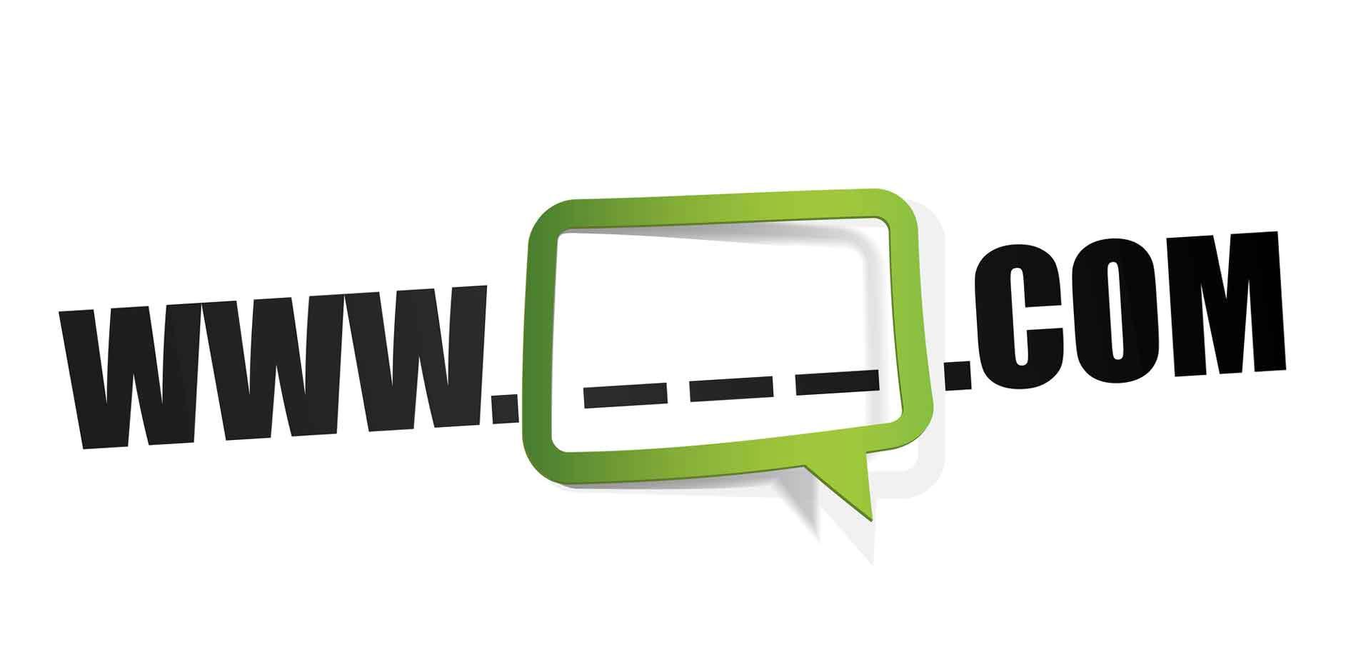 sito web aziendale nome sito semplice