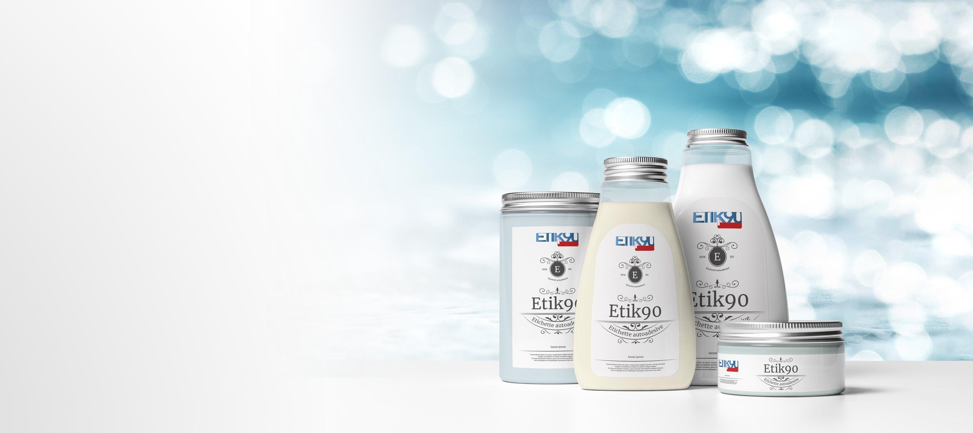 etichette adesive settore cosmetica