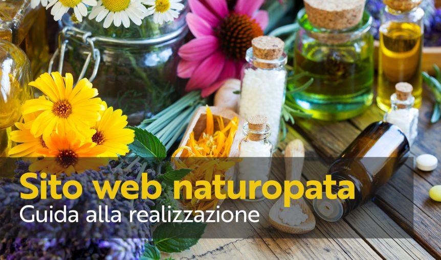 sito web per naturopata