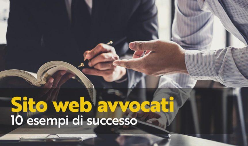 sito web avvocati